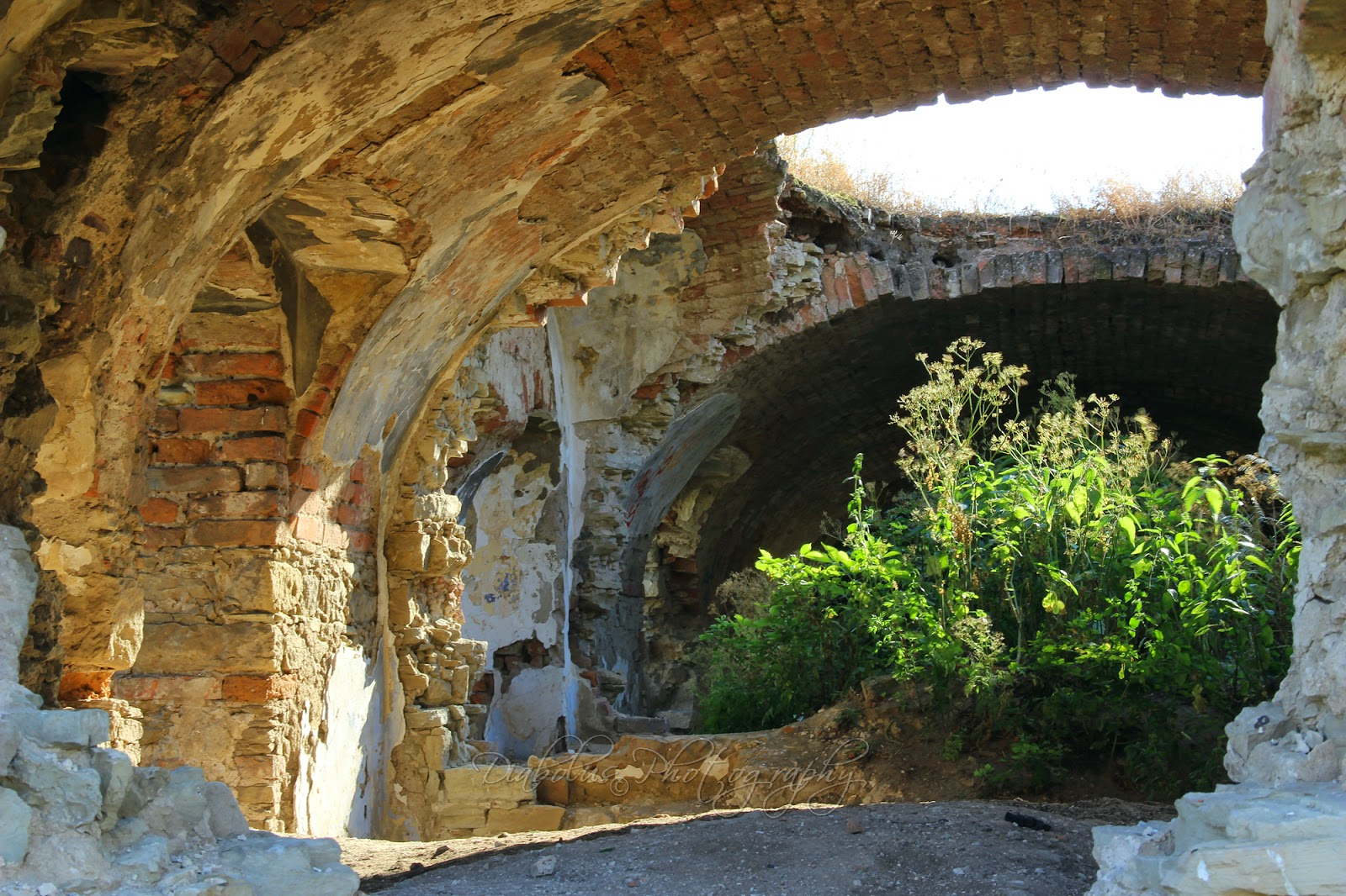 Starobylá tvrz/The Ancient Fortress