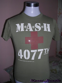 VINTAGE M.A.S.H 50/50