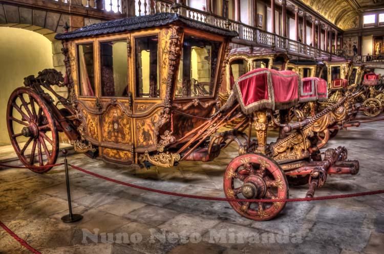 "alt=""Museu dos Coches, Coches Reais, Portuguese National Coach Musem"""