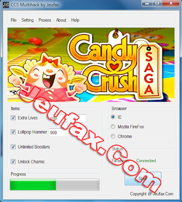 How To Unlock Lollipop Hammer For Candy Crush In Feeds | Home Of APK