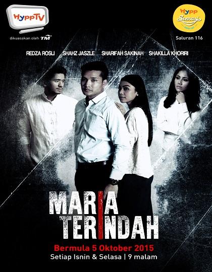 Maria Terindah by Filmscape Sdn Bhd #marcsjy #mariaterindah #HyppTV
