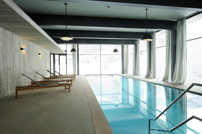 Raumblog f r innenarchitektur architektur design for Design hotel salzburger land