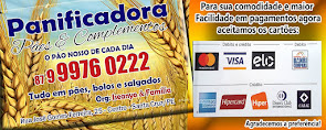 PANIFICADORA PÃES E COMPLEMENTOS