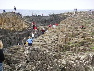 Calçada dos Gigantes – Irlanda