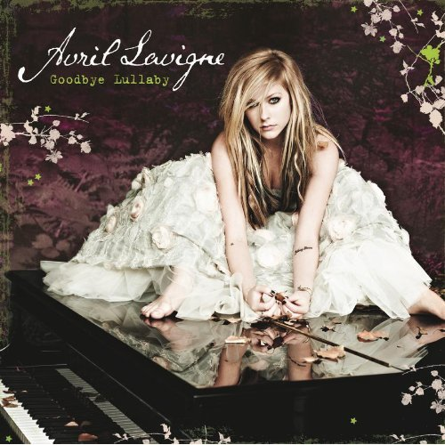 of Avril Lavigne's fourth album Goodbye Lullaby. The deluxe edition will