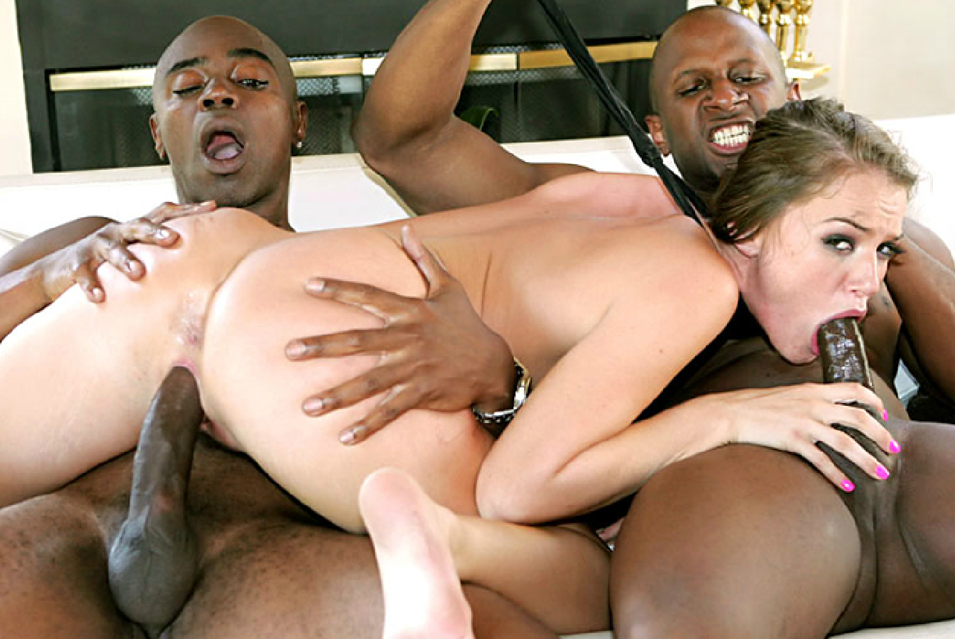 Black Interracial Fuck