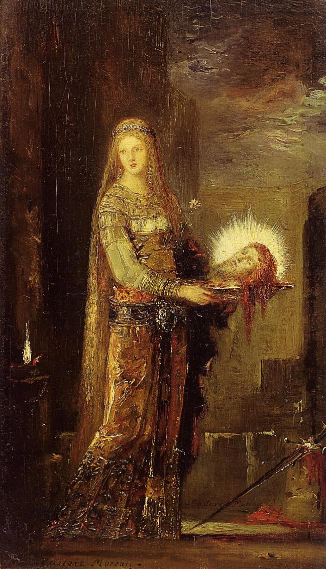 salome moreau painting