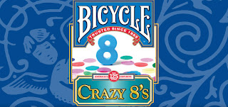Bicycle Crazy 8's [FINAL]