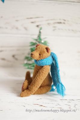 winter, teddy bears, зима, мишки тедди