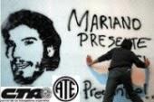 Mariano Ferreyra, ¡Presente!