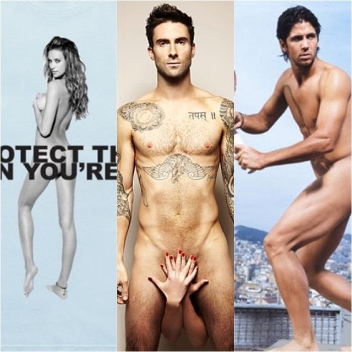 Fotos De Famosos Desnudos