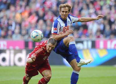 Bayern Munich 4 - 0 Hertha BSC (3)