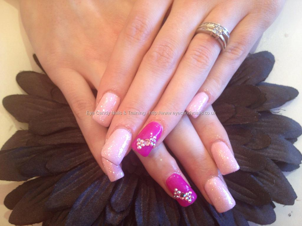 Stunning Pink Acrylic Nails with Bows 1024 x 768 · 80 kB · jpeg