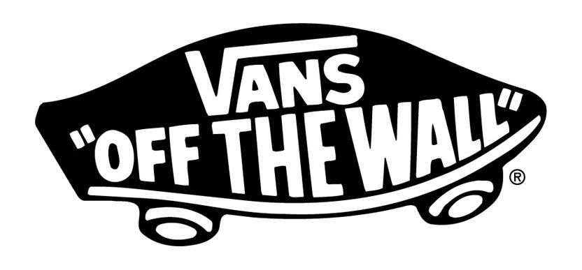 vans off the wall zwart