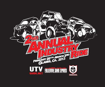2nd Annual UTV Industry Ride