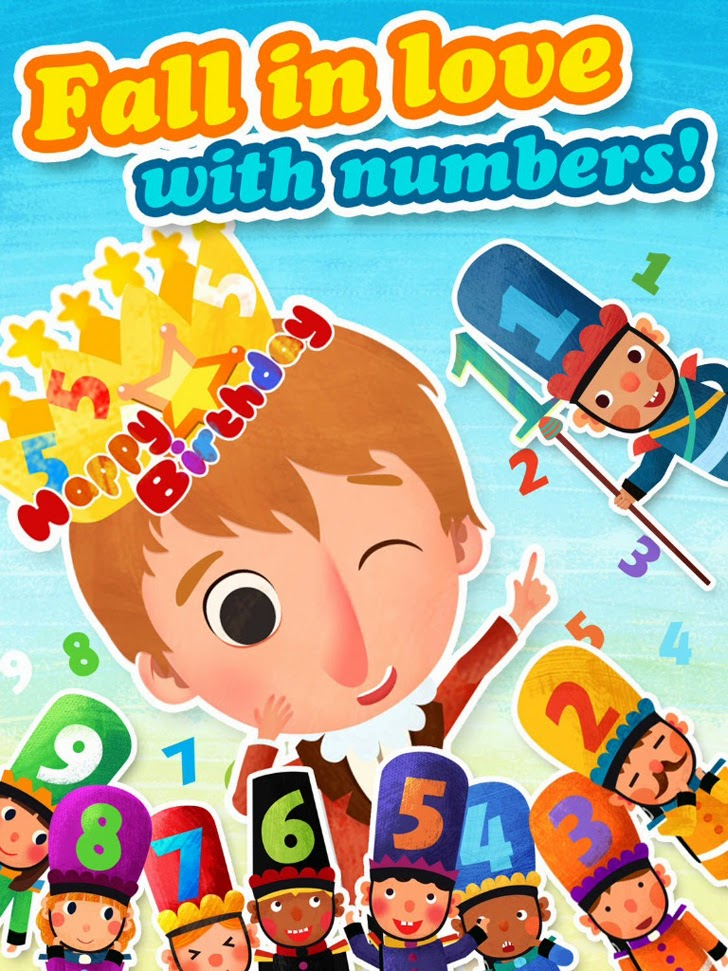 Magikid Numbers App iTunes App By Magikid - FreeApps.ws