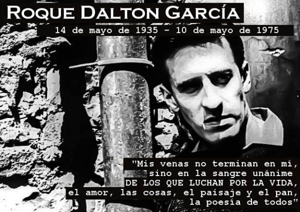 Roque Dalton Frases Roque Dalton se Siente