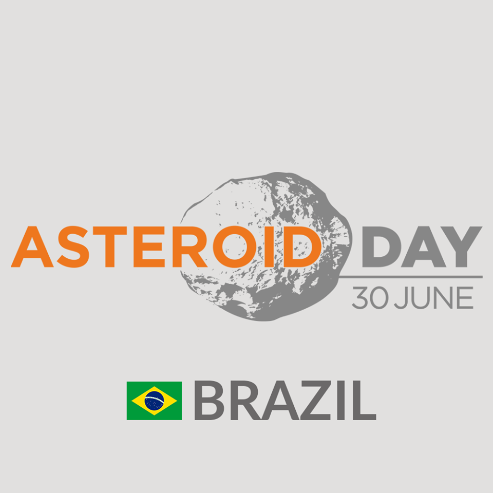 ASTEROID DAY - DIA DO ASTEROID