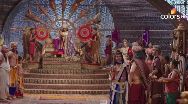 Sinopsis Ashoka Samrat Episode 76