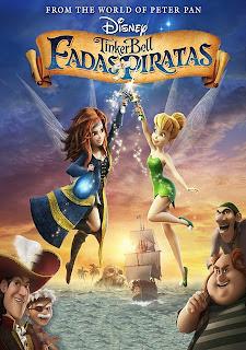 Assistir Tinker Bell: Fadas e Piratas Dublado Online HD
