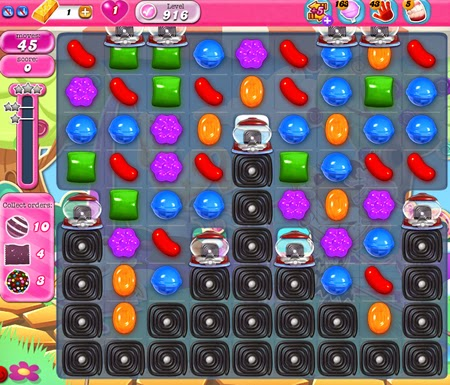 Candy Crush Saga 916