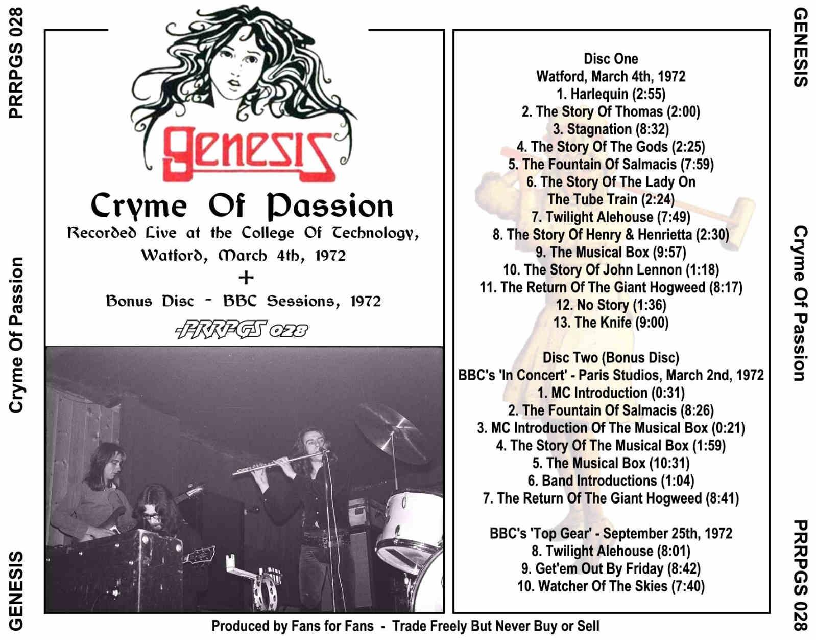 genesis band font