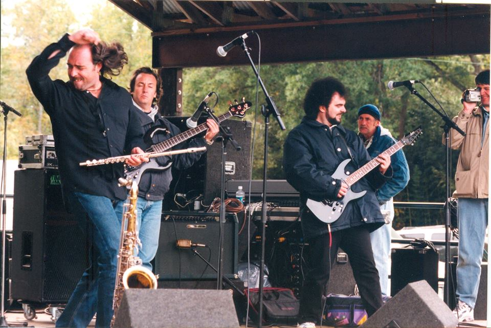 Progday Festival, USA, October 2000