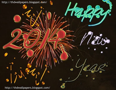 Happy New Year Wallpapers Image Fireworks Photos 2014 Latest