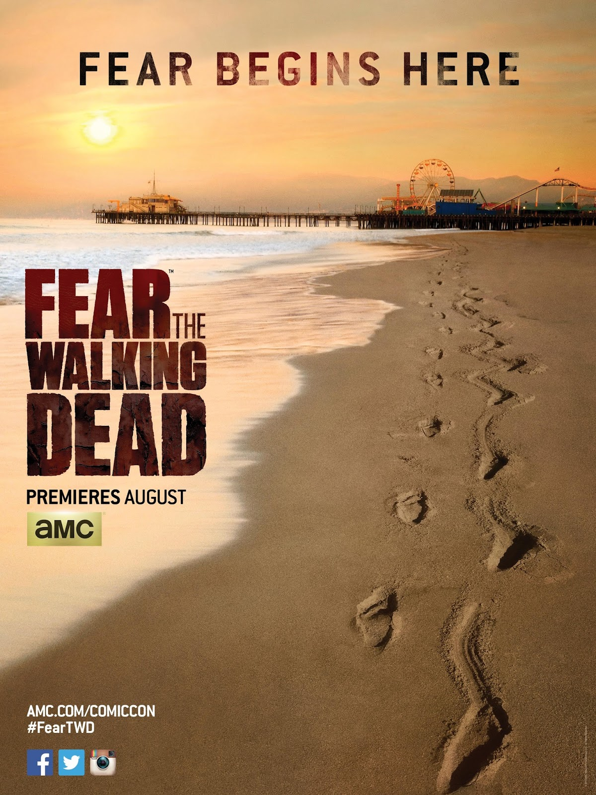 Fear The Walking Dead [Season1]