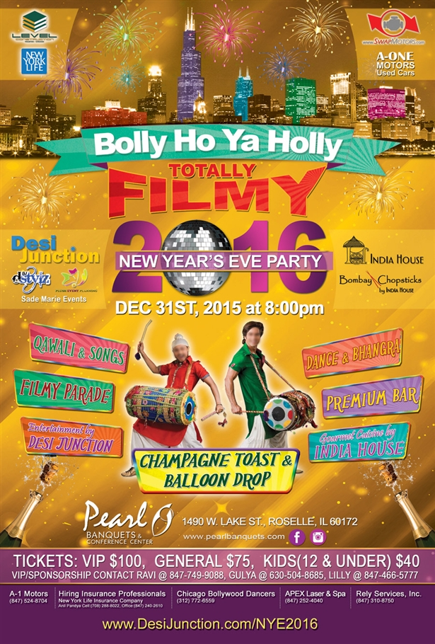 Filmy Style New Year Eve