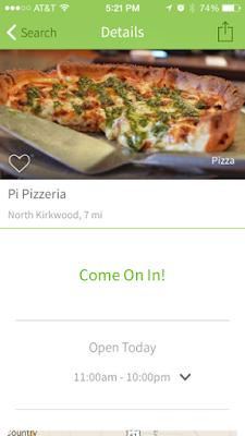 No Wait App - Pi Restaurant Kirkwood MO