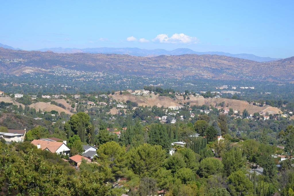 Escolta de San fernando valley