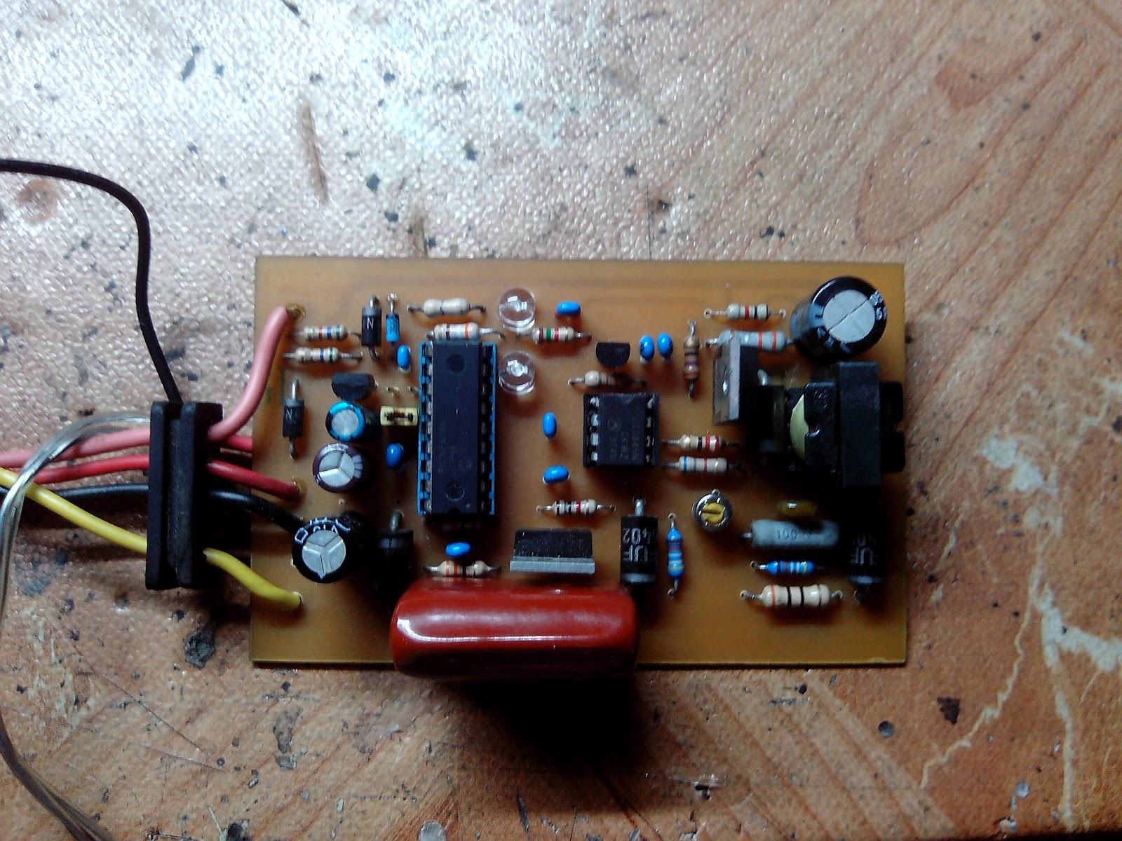 Digital Cdi Ignition Yamaha Motorcycle Electronic Wiring Diagram Programmable Test Techy At Day Blogger Noon 1600x1200