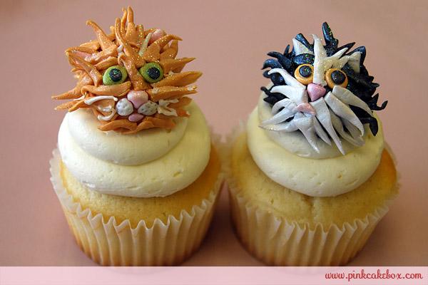 Catsparella Cat Cupcake Tuesdays