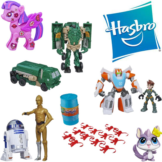 Stocking Stuffers for Kids from Hasbro