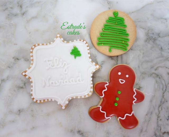 galletas de Navidad con glasa - 5