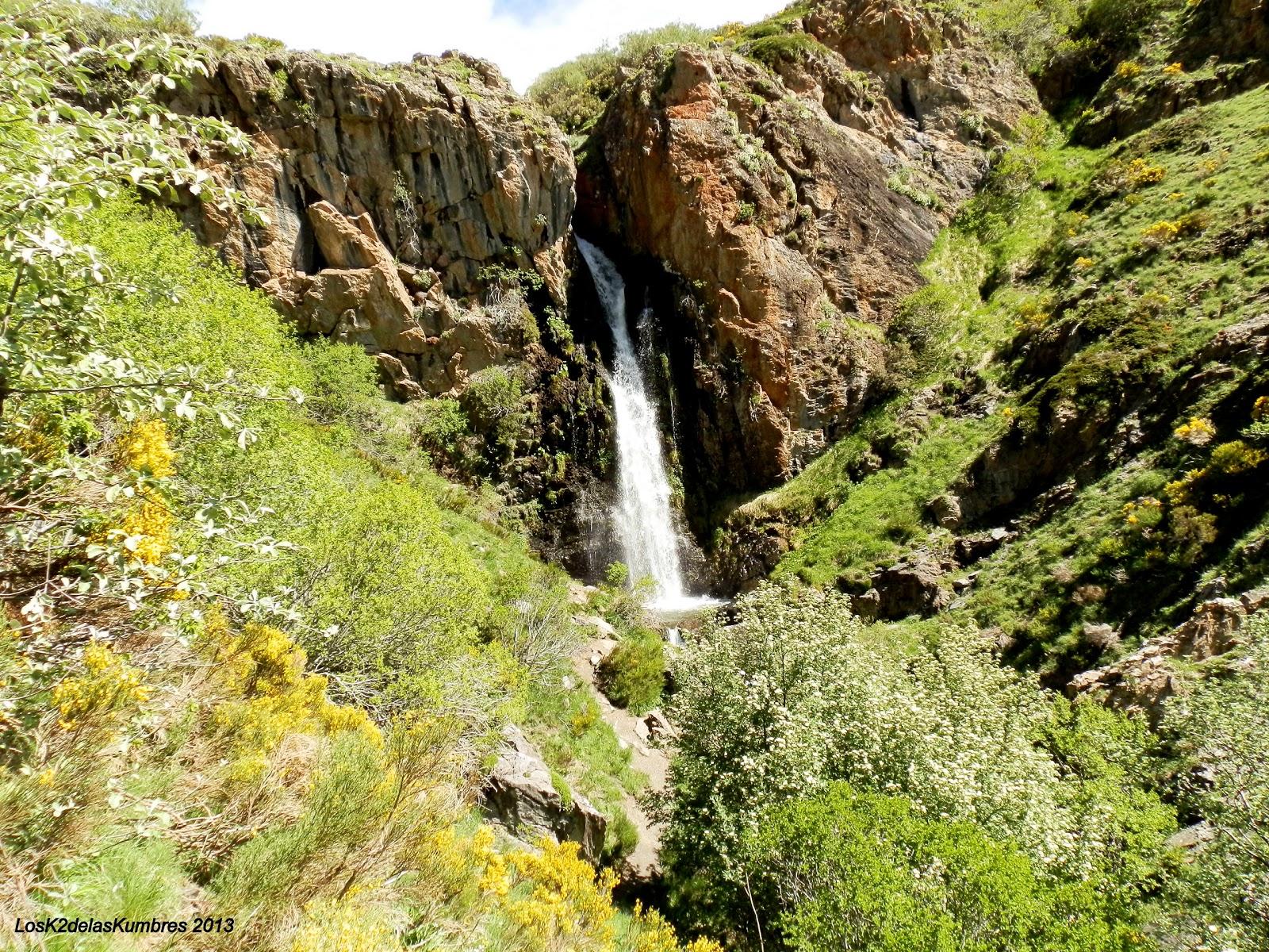 Cascada de Mazobres (Palencia)