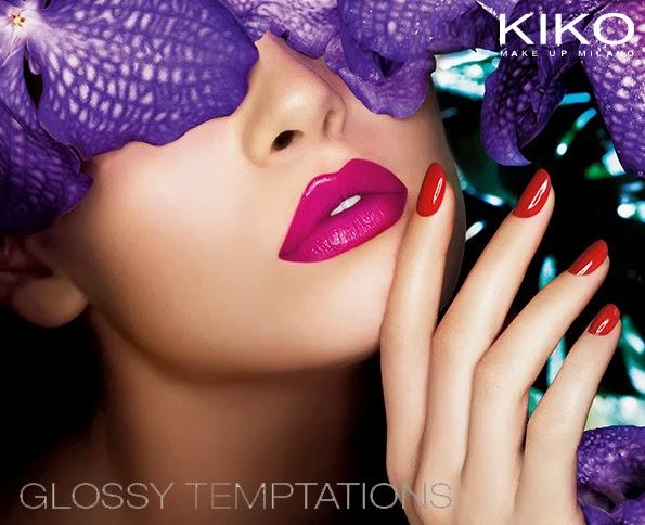 Glossy Temptations Kiko