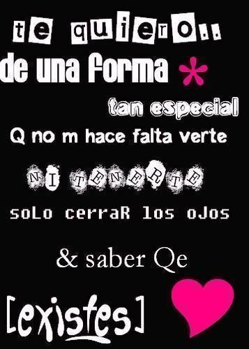 Te Amo Quotes in Spanish for Him