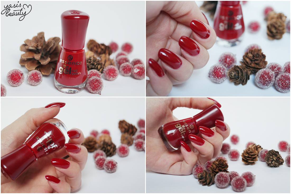 Yasis Beauty Herbst Nagellack - Top 5