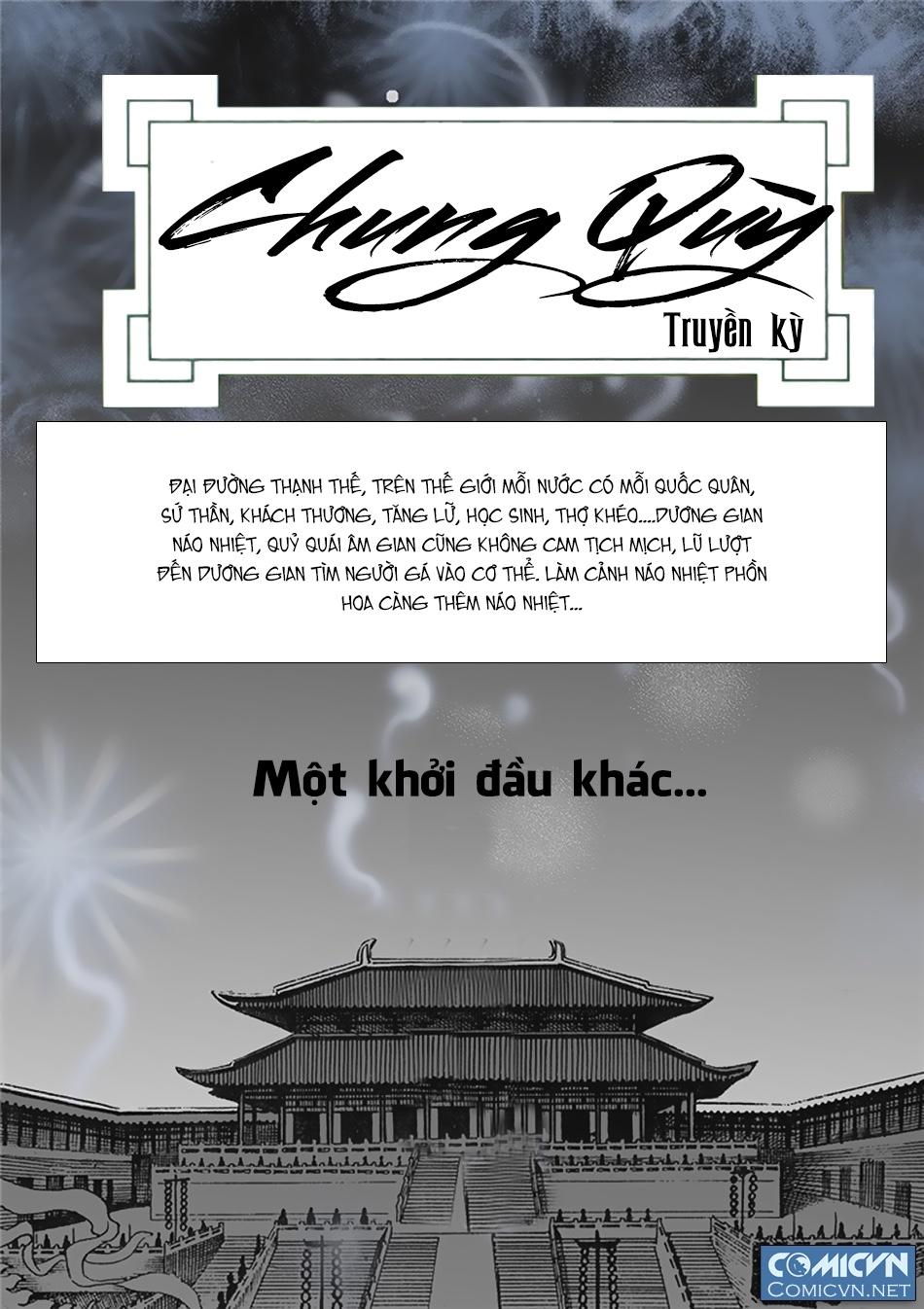 Chung Quỳ Truyền Kỳ Chapter 34 - Hamtruyen.vn