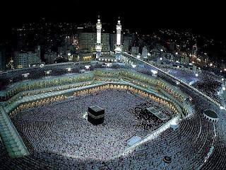 Masjidil Haram di Mekah, Arab Saudi,data 7 masjid terbesar dan termegah