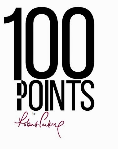 100 POINTS BY ROBERT PARKER