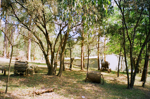 camping coolendel nsw australia