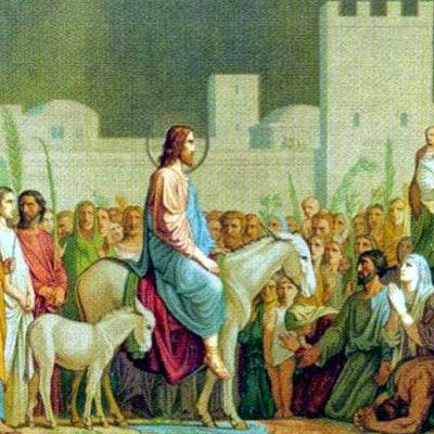 Il Viandante Cattolico: Domenica delle Palme. Ingresso di Gesù in  Gerusalemme e Passione di nostro Signore Gesù Cristo. (Marco 14,1-15,47) 29  Marzo 2015