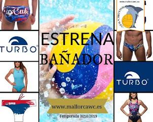 Catálogo bañadores TURBO
