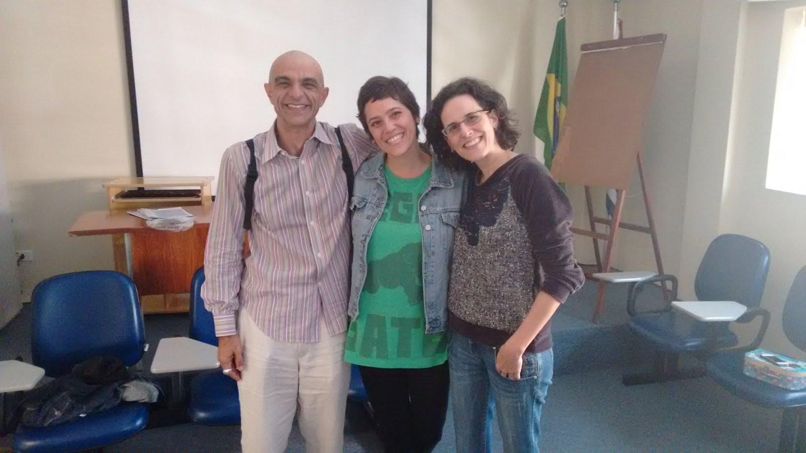 Karina Bosquets e João Signorelli