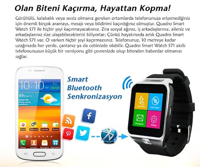 Akıllı kol saati