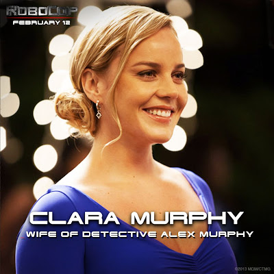 Clara Murphy (Abbie Cornish)