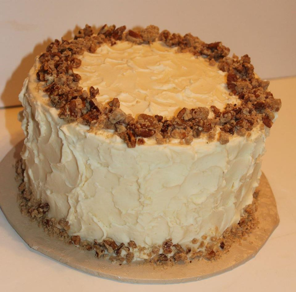 pecan roll cake pecan roll cake with praline mousse ganache and ...